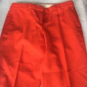 Blood Orange Petite J.Crew Dress Pants